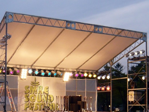 SMILE SOUND FESTIVAL in 開成山公園(2008年)1