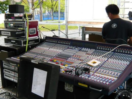 SMILE SOUND FESTIVAL in 開成山公園(2008年)2
