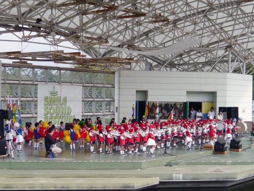 SMILE SOUND FESTIVAL in 開成山公園(2008年)3