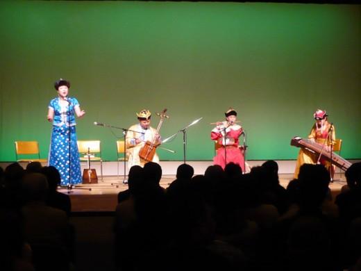 北方アジアの音楽 音楽堂(2008年)